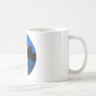 Surfer of Biarritz Coffee Mug