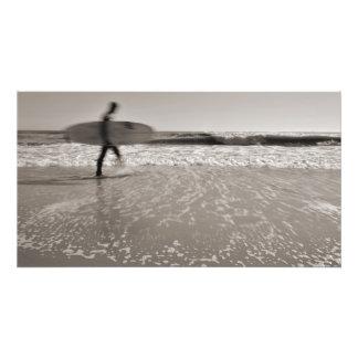 Surfer Photograph