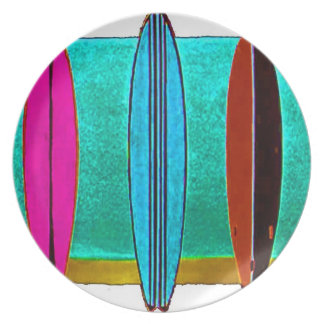 SURFER PLATE