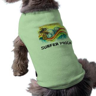 Surfer Pooch T-Shirt