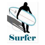 SURFER POSTCARDS