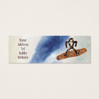 Surfer profile cards