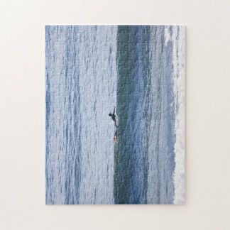 Surfer Puzzle/Jigsaw