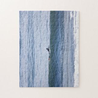 Surfer Puzzle/Jigsaw Puzzle