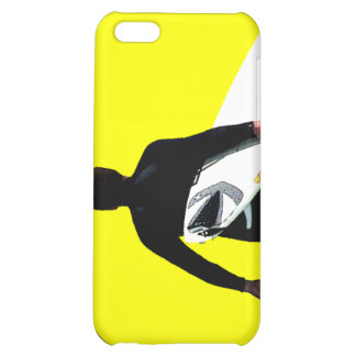 Surfer Silhouette iPhone 5C Cover