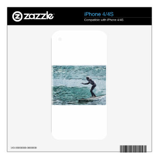 surfer skin for iPhone 4S