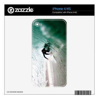 Surfer Skin For The iPhone 4