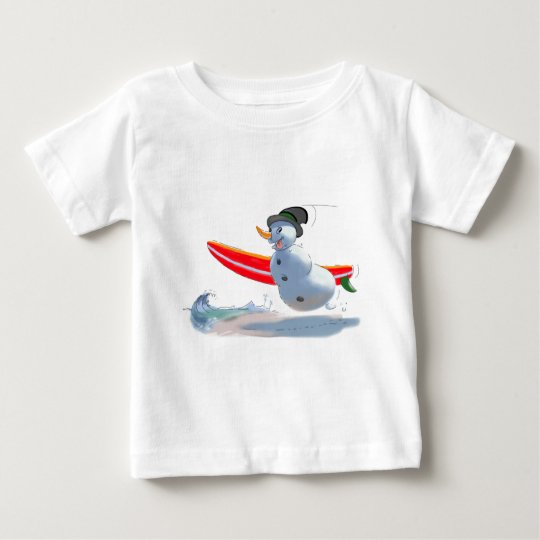sUrFeR sNoWmAn Baby T-Shirt