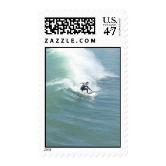 Surfer Stamp