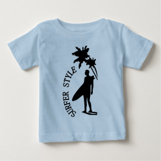 Surfer Style Baby T-Shirt