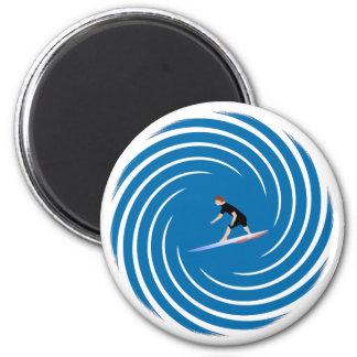 Surfer - Surfeur Magnet