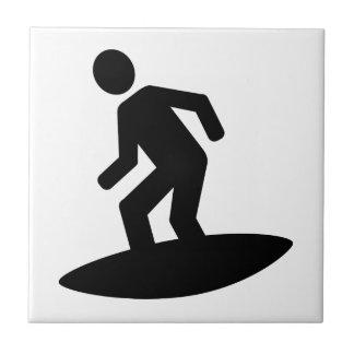 Surfer Tile