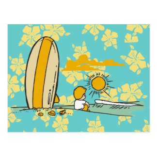 Surfer Tshirts and Gifts Postcards