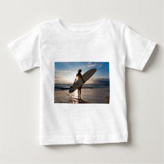 surfergirl.jpg baby T-Shirt