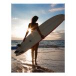 surfergirl.jpg plantillas de membrete