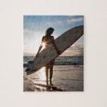 surfergirl.jpg rompecabeza con fotos