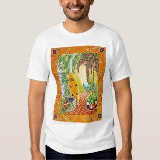 Surfer's Garden Shirt