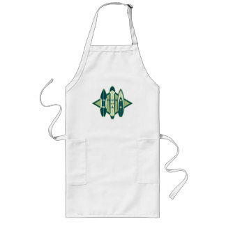 Surfers' House of Wax Long Apron
