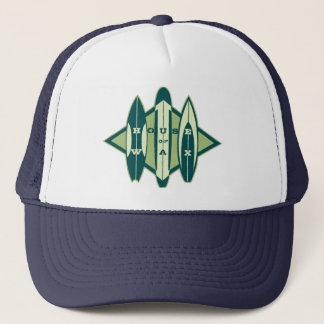 Surfer's House of Wax Trucker Hat