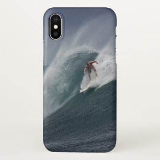 Surfers Life Big Wave iphone Cover