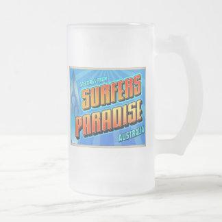 SURFERS PARADISE COFFEE MUG