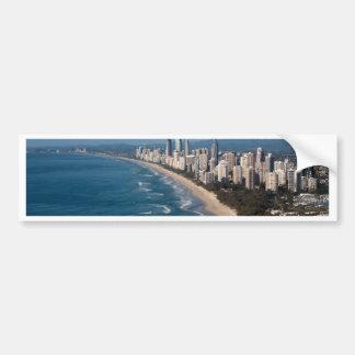 Surfers Paradise Gold Coast Queensland Australia Bumper Sticker