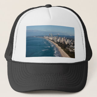 Surfers Paradise Gold Coast Queensland Australia Trucker Hat