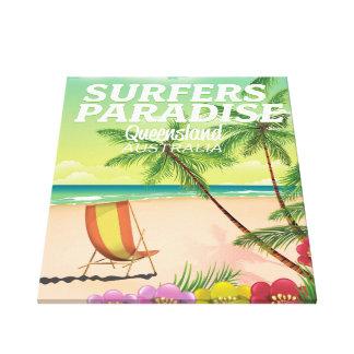 Surfers Paradise Queensland Australia Canvas Print