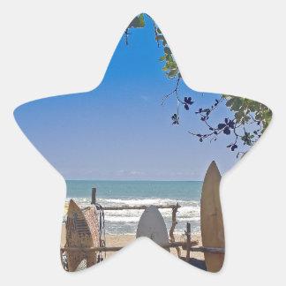 surfers paradise star sticker