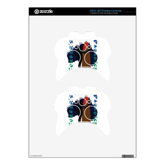 surfer's paradise xbox 360 controller skin