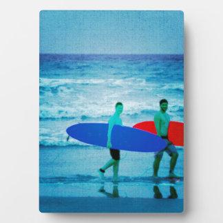 Surfers Plaque