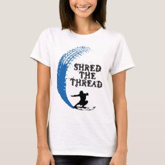 Surfer's Shread the Thread T-Shirt