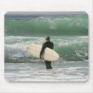 Surfers Surfing Sport Mouse Pads