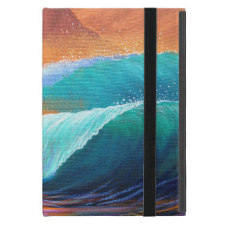 Surfers View of the Barrel Cover For iPad Mini