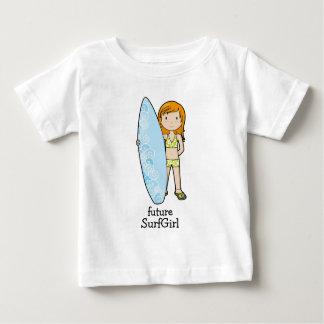 SurfGirl Baby T-Shirt