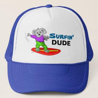 Surfin' Dude Trucker Hat