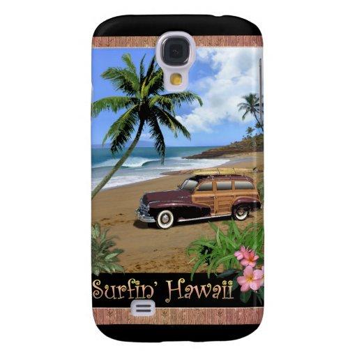 Surfin' Hawaii Samsung Galaxy S4 Covers