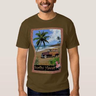 Surfin' Hawaii Tee Shirt