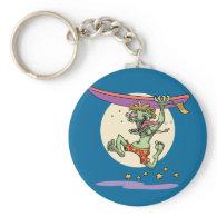Surfin' Stu Key Chains