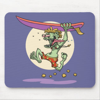 Surfin Stu Alfombrilla De Raton