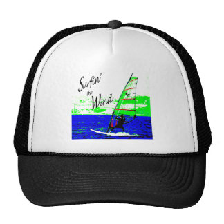 Surfin the Wind Hat