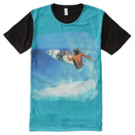 Surfing 1 All-Over print t-shirt