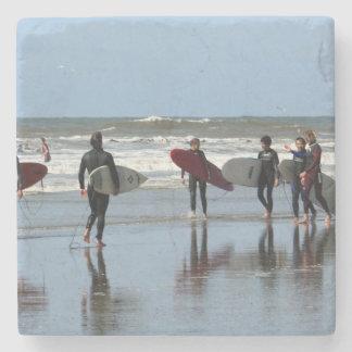 surfing-34.jpg stone beverage coaster
