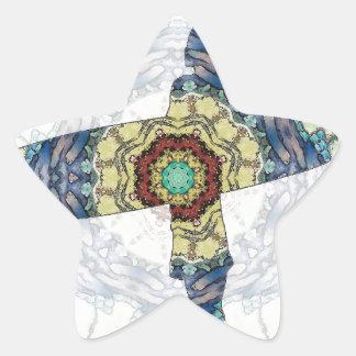 Surfing 3 star sticker