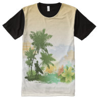 Surfing 6 All-Over print t-shirt