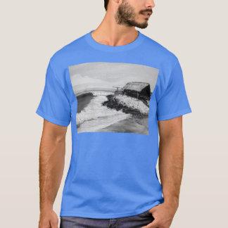 surfing,art,surfer,girl,men,El Salvador,topical,co T-Shirt