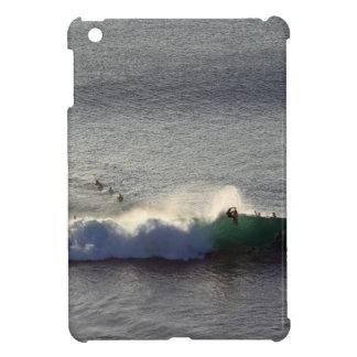 Surfing Bali perfect wave iPad Mini Cases