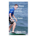 Surfing Basics Business Cards