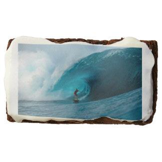 Surfing Brownies Rectangular Brownie