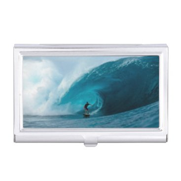 Professional Business Surfing Business Card Holder
